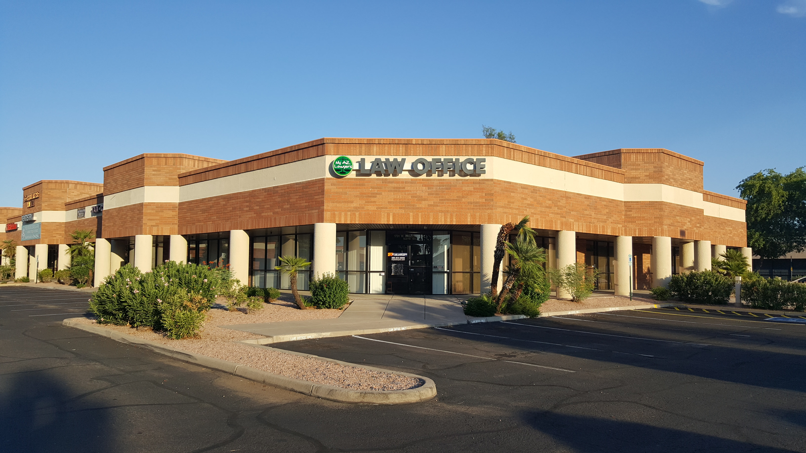 Mesa Divorce Lawyers Office